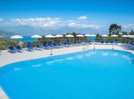 Marcaneto Hotel, hotel per famiglie a Scario