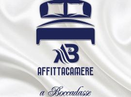 A&B Affittacamere a Boccadasse, guest house in Genoa