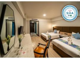 Karnmanee Palace Hotel, hotel in Bangkok