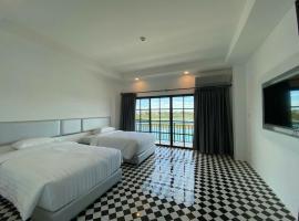 ESC PARK HOTEL โรงแรมใกล้ ฟิวเจอร์พาร์ค รังสิต ในปทุมธานี