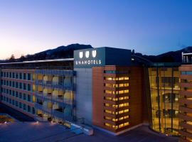 UNAHOTELS Varese, hotel in Varese