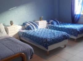 Les chambres de la Bosse, B&B in La Bosse