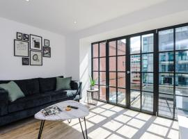 Hilltop Serviced Apartments - Piccadilly, accessible hotel in Manchester