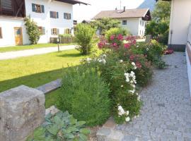 Landhaus Freiheit, apartment in Marquartstein
