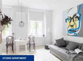 Apartamenty Zacisze – obiekty na wynajem sezonowy w Łodzi