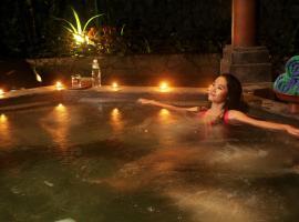 Laras Asri Resort & Spa, family hotel in Salatiga