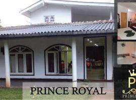Prince Royal Resort, guest house in Kandy