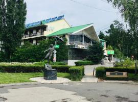 Hotel - Saya, отель в Цахкадзоре