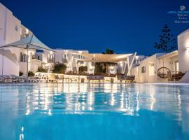 Aeolos Resort, pet-friendly hotel in Mýkonos City
