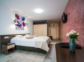 Hotel Eden, hotel in Câmpulung Moldovenesc