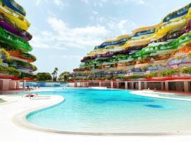 Ibiza Golden Holiday, apartment in Ibiza Town