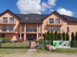 Pensjonat Elżbieta – hotel w pobliżu miejsca Łeba Park w Łebie