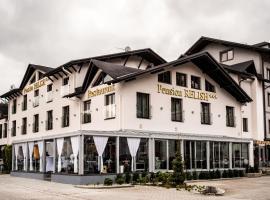 Pension Relish, hotel near Thermal Spa Rajecke Teplice, Rajecké Teplice