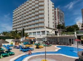 Medplaya Hotel Regente, hotel en Benidorm