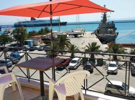 Harbour Loft, accommodation in Mytilini