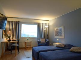 Hotell Kusten, hotell i Göteborg