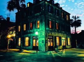 27 State Street Bed & Breakfast, vacation rental in Charleston