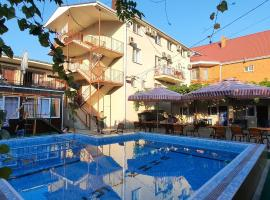 Сусанна, budget hotel in Vityazevo