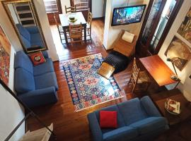 Palermo Holiday Studio, holiday home in Palermo