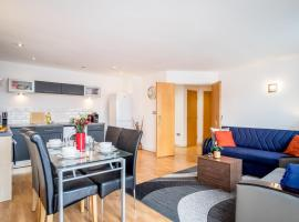City 2 Bed, 2 Bath, Free Parking & WiFi, apartment in Sheffield
