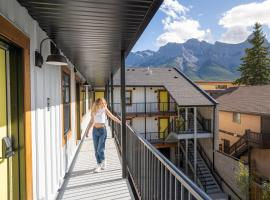 Basecamp Suites Canmore, hotel in Canmore