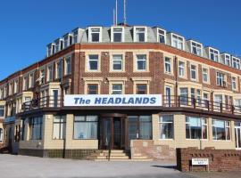 The Headlands, hotel near Blackpool International Airport - BLK, Blackpool