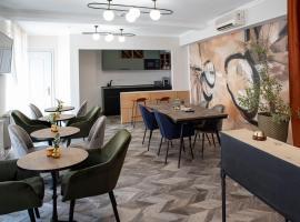 Duett - Urban Rooms, отель в Дьёре