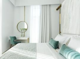 Mirabile Luxury Suites, accommodation in Chania Town