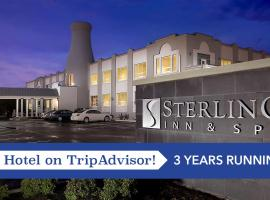 Sterling Inn & Spa, hotel in zona Old Falls Street, Niagara Falls