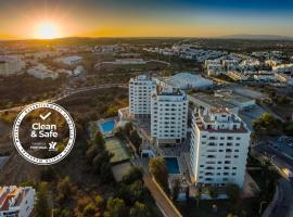 Janelas do Mar Apartamentos Turisticos, hotel in Albufeira
