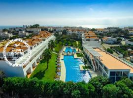 Pateo Village, hotel perto de Estação Ferroviária de Tunes, Albufeira