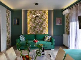 Family Inn Apartments&suites, διαμέρισμα στον Νέο Μαρμαρά