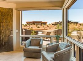 Entrada Casita with a View, vacation rental in St. George