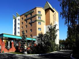 Парк Отель Березка, отель в Челябинске