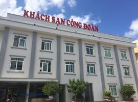 Cong Doan Gia Lai Hotel, khách sạn ở Pleiku