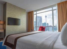 Tamu Hotel & Suites Kuala Lumpur, hotel in Kuala Lumpur