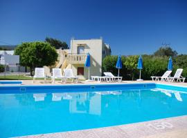 Angelos Studios, serviced apartment in Kos Town
