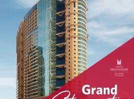 Grand Millennium Al Wahda Abu Dhabi, khách sạn ở Abu Dhabi