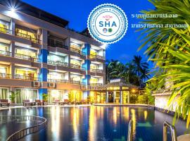Aonang Silver Orchid Resort, hotel in Ao Nang Beach