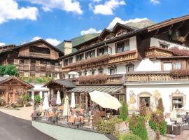 Wellness- und Familienhotel Edelweiss, Hotel in Berwang