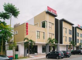 De Cyber Boutique Hotel, hotel in Cyberjaya