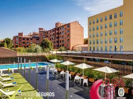 Sercotel Alcalá 611, hotel en Madrid