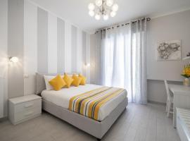 Casa La Perla, budget hotel in Sorrento