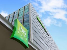 ibis Styles Amsterdam Airport, hotel in Schiphol