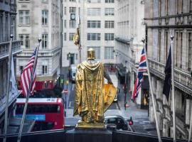 The Savoy, hotel di London