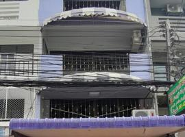JP IN HOTEL, hotelli Pattaya Centralissa