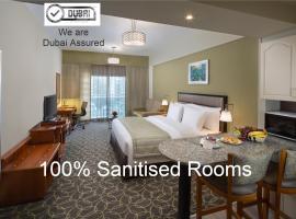 Savoy Park Hotel Apartments, residence a Dubai