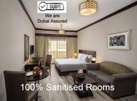 Savoy Crest Hotel Apartment, hotel in Dubai