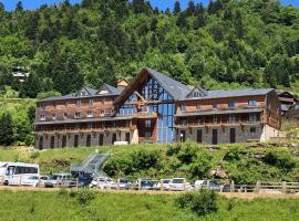 Appartement 4 personnes aux pieds des pistes, Ariège, hotel near Guzet-Neige Prat Mataou Téléski de l'Ecureuil, Ustou