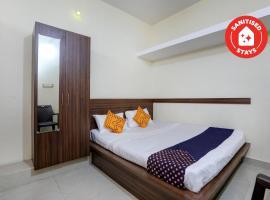 SPOT ON 65397 New Dhan Win Lodge, hotel near GRS Fantasy Park, Belagula